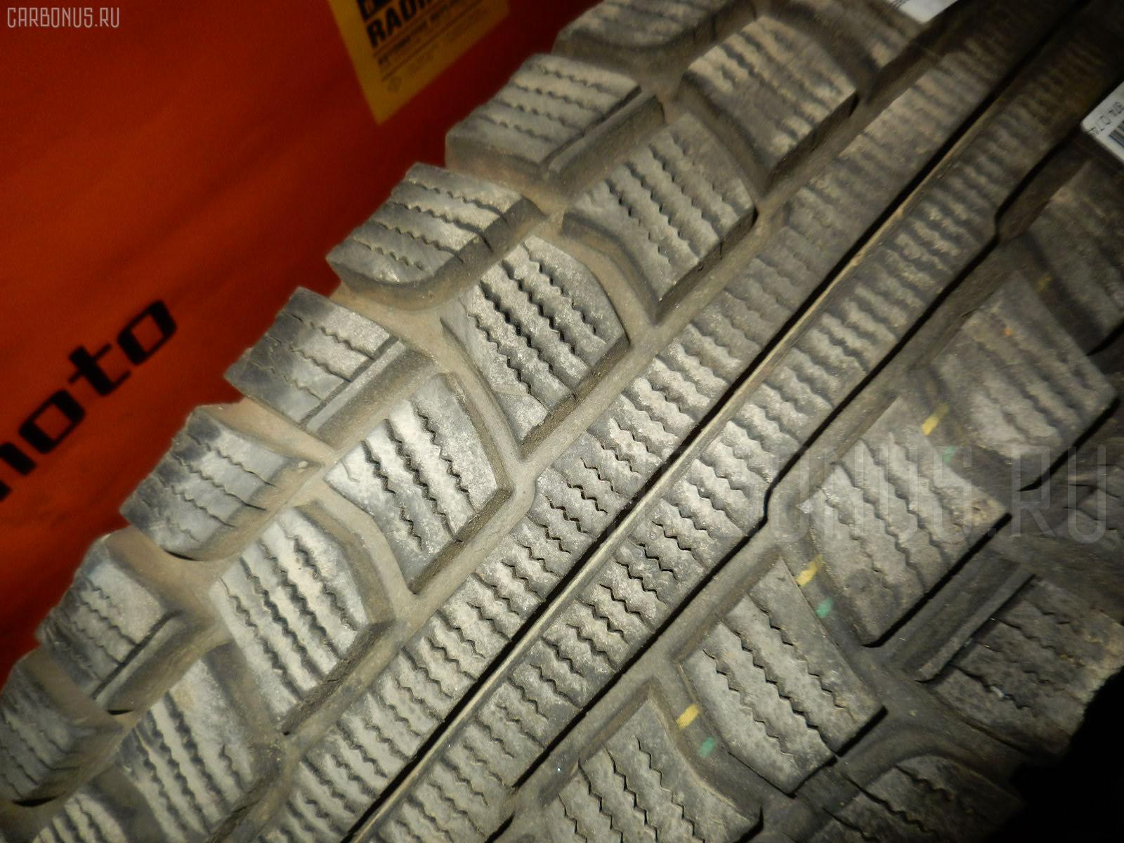 Автошина грузовая зимняя DSV 195/80R15LT DUNLOP Фото 1