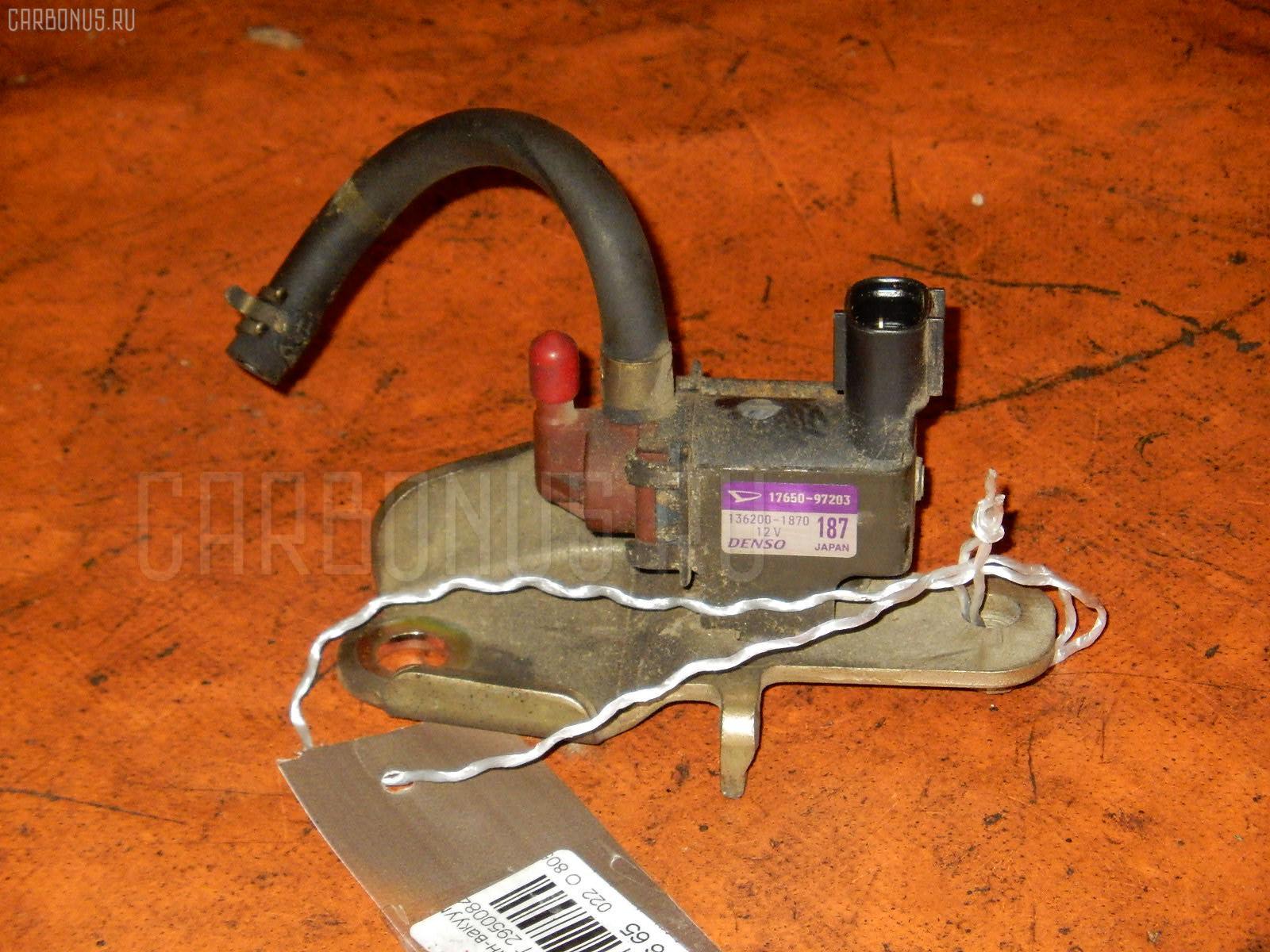Клапан-вакуумник DAIHATSU MAX L950S EF-DET Фото 1