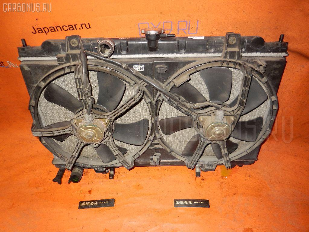 Вентилятор радиатора ДВС Nissan Sunny FB15 QG15DE Фото 1