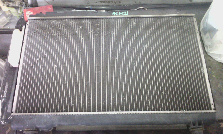 Радиатор ДВС TOYOTA IPSUM ACM21W 2AZ-FE. Фото 5