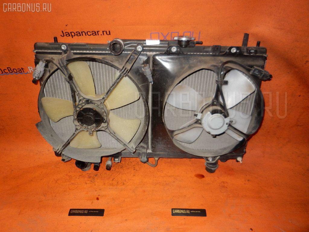 Радиатор ДВС TOYOTA CARINA AT210 4A-FE. Фото 4