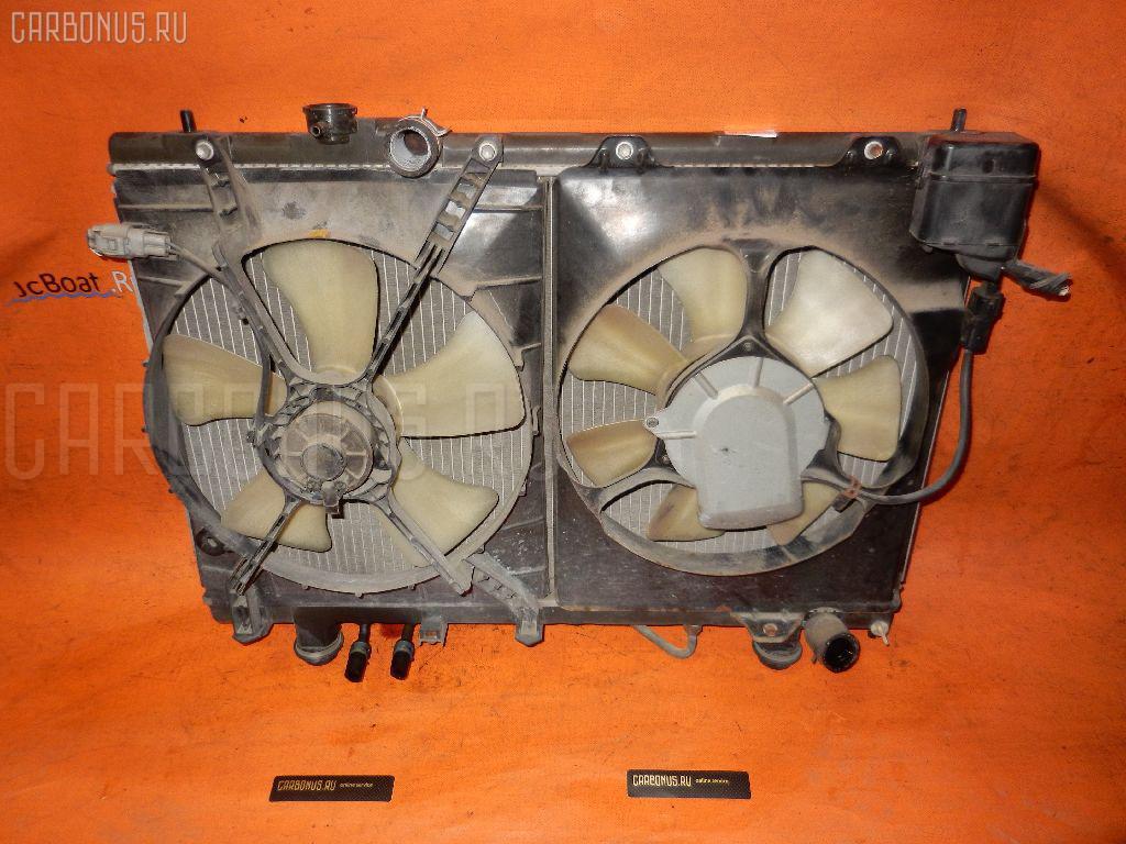 Радиатор ДВС TOYOTA IPSUM SXM10 3S-FE. Фото 7