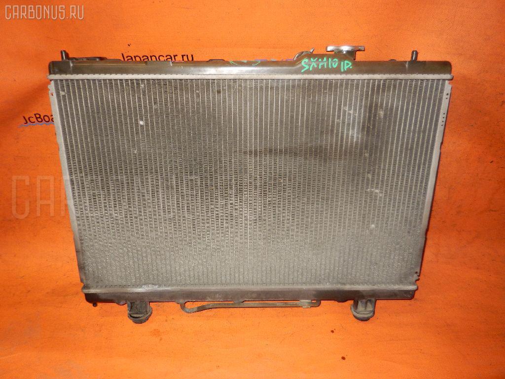Радиатор ДВС TOYOTA IPSUM SXM10 3S-FE. Фото 8