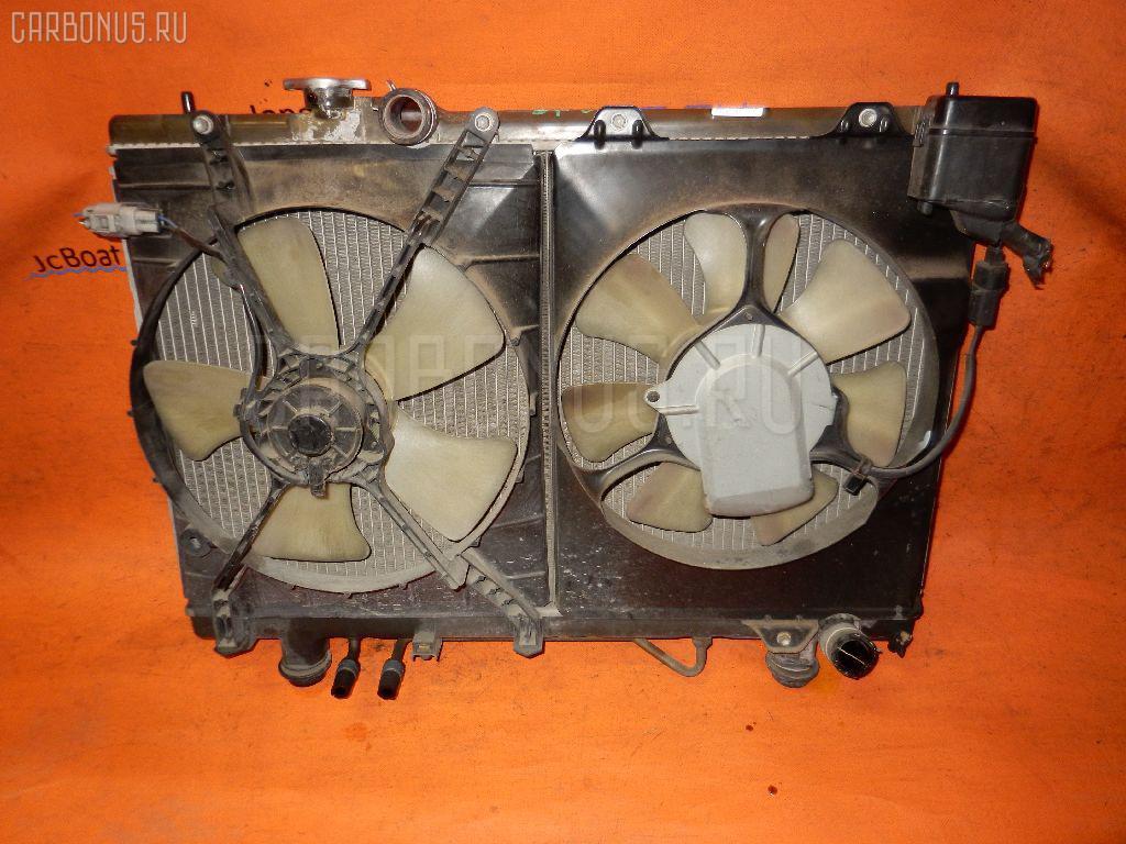 Радиатор ДВС TOYOTA IPSUM SXM10 3S-FE. Фото 9