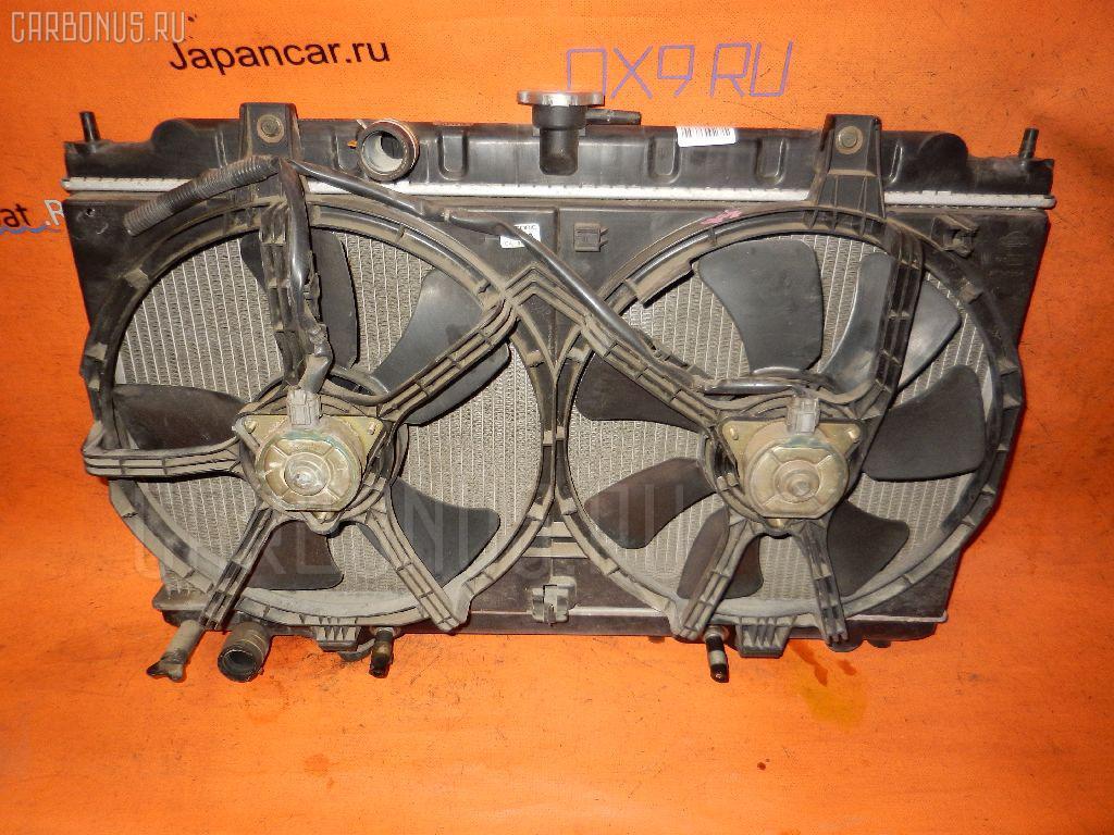 Радиатор ДВС NISSAN SUNNY FB15 QG15DE Фото 2