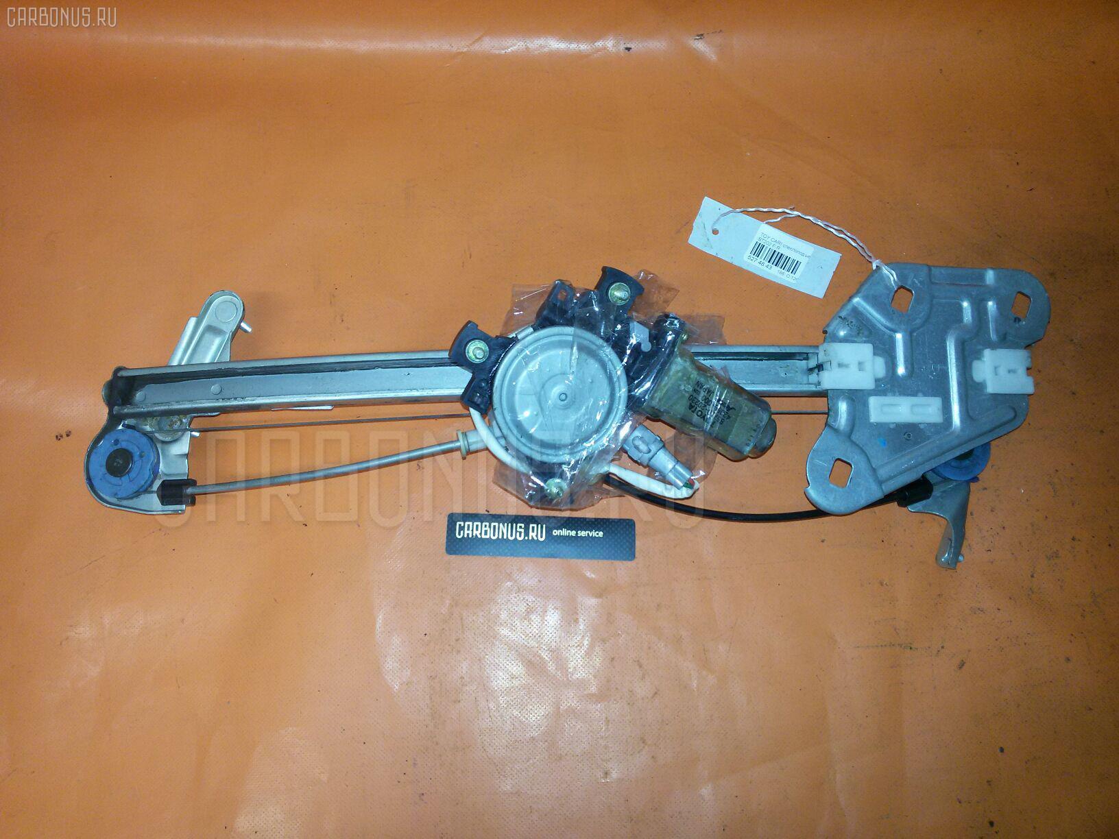 Стеклоподъемный механизм TOYOTA CARINA ED ST202. Фото 9