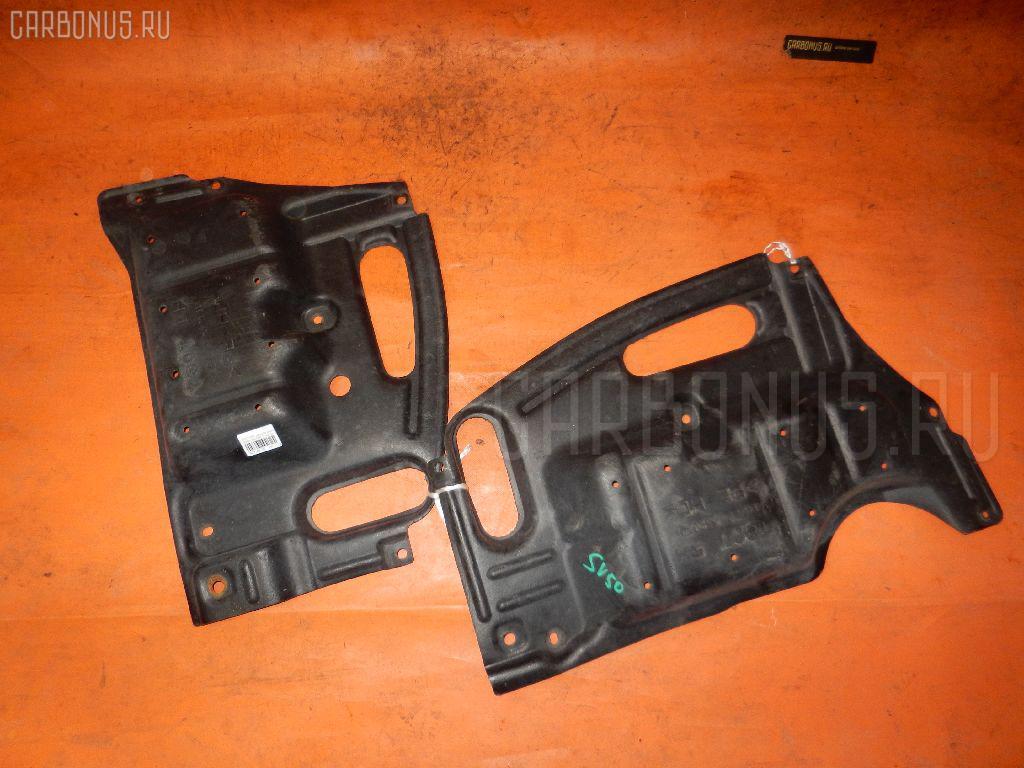 Защита двигателя TOYOTA VISTA SV50 3S-FSE. Фото 2