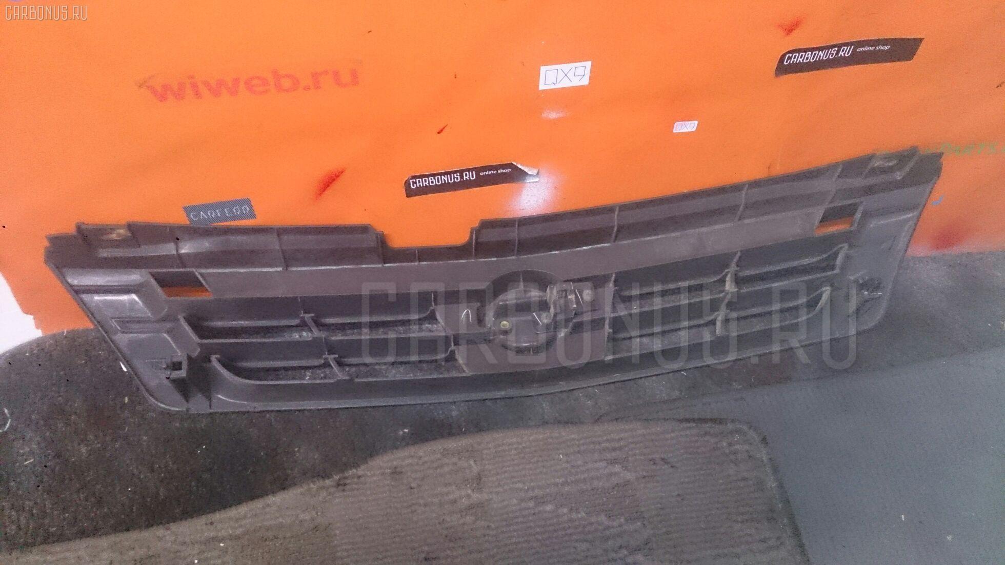 Решетка радиатора Nissan Ad VFY11 Фото 1
