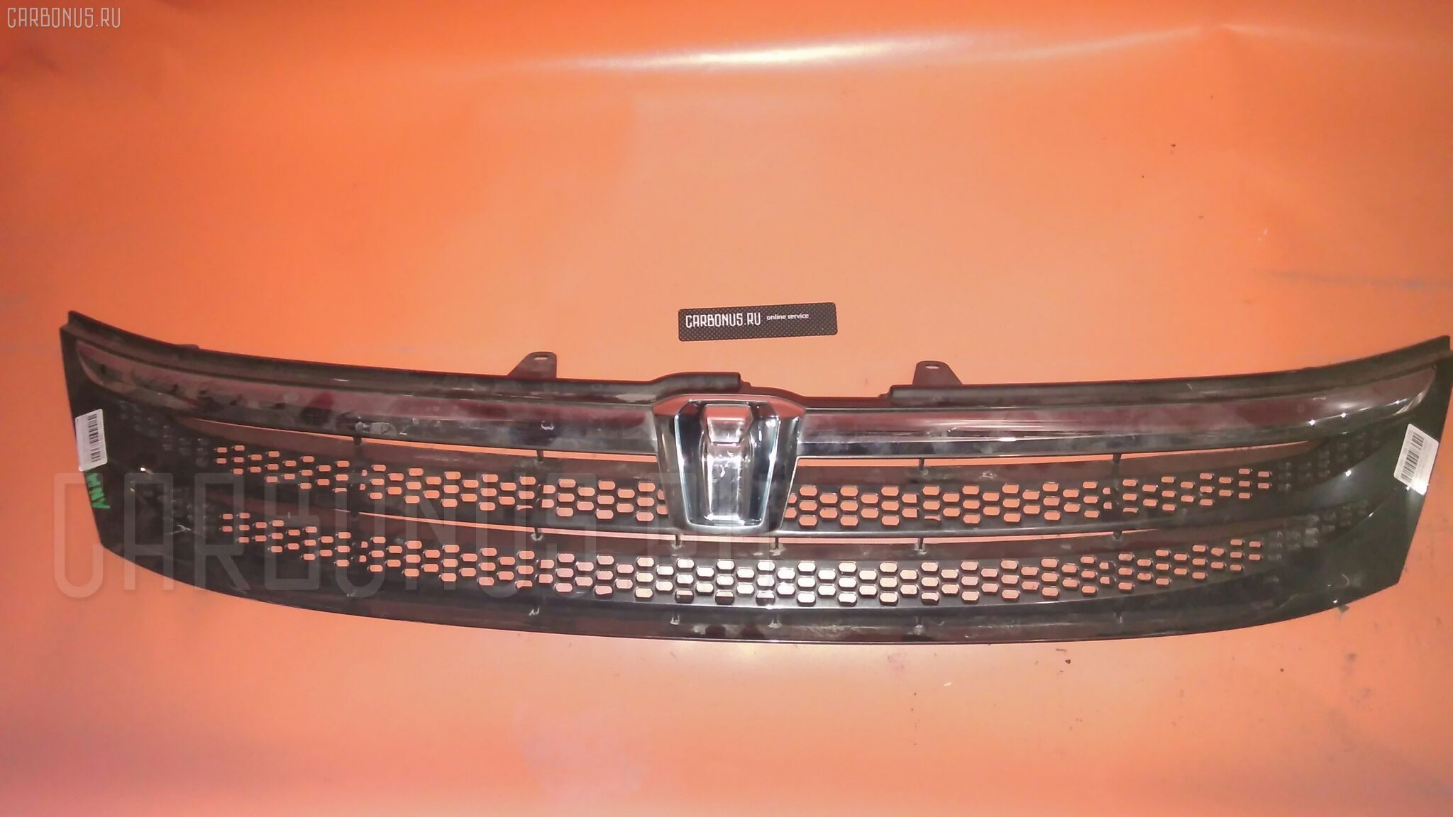 Решетка радиатора TOYOTA ISIS ANM15 Фото 1