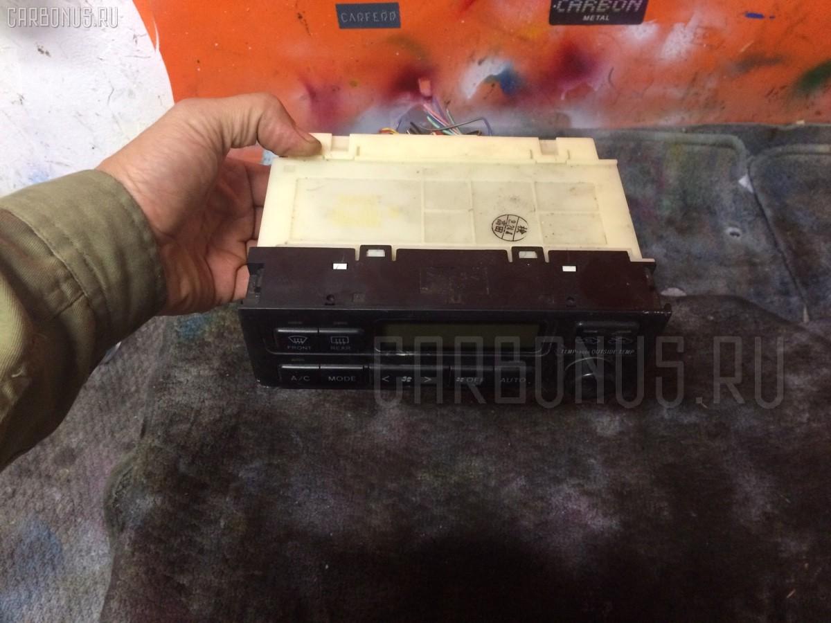 Блок управления климатконтроля Toyota Chaser JZX100 1JZ-GE Фото 1