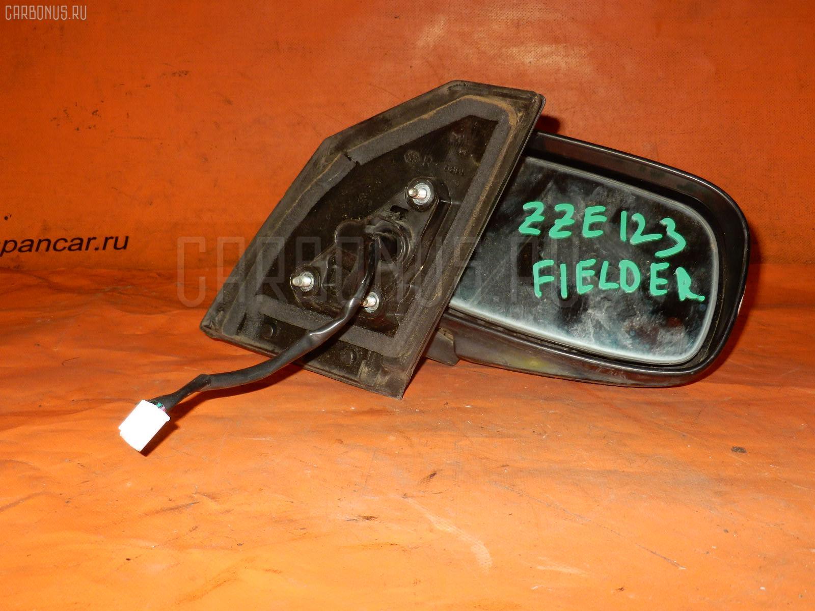 Зеркало двери боковой TOYOTA COROLLA FIELDER ZZE123G. Фото 4