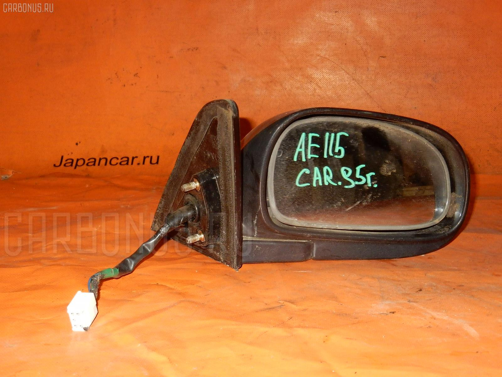 Зеркало двери боковой TOYOTA SPRINTER CARIB AE115G Фото 2