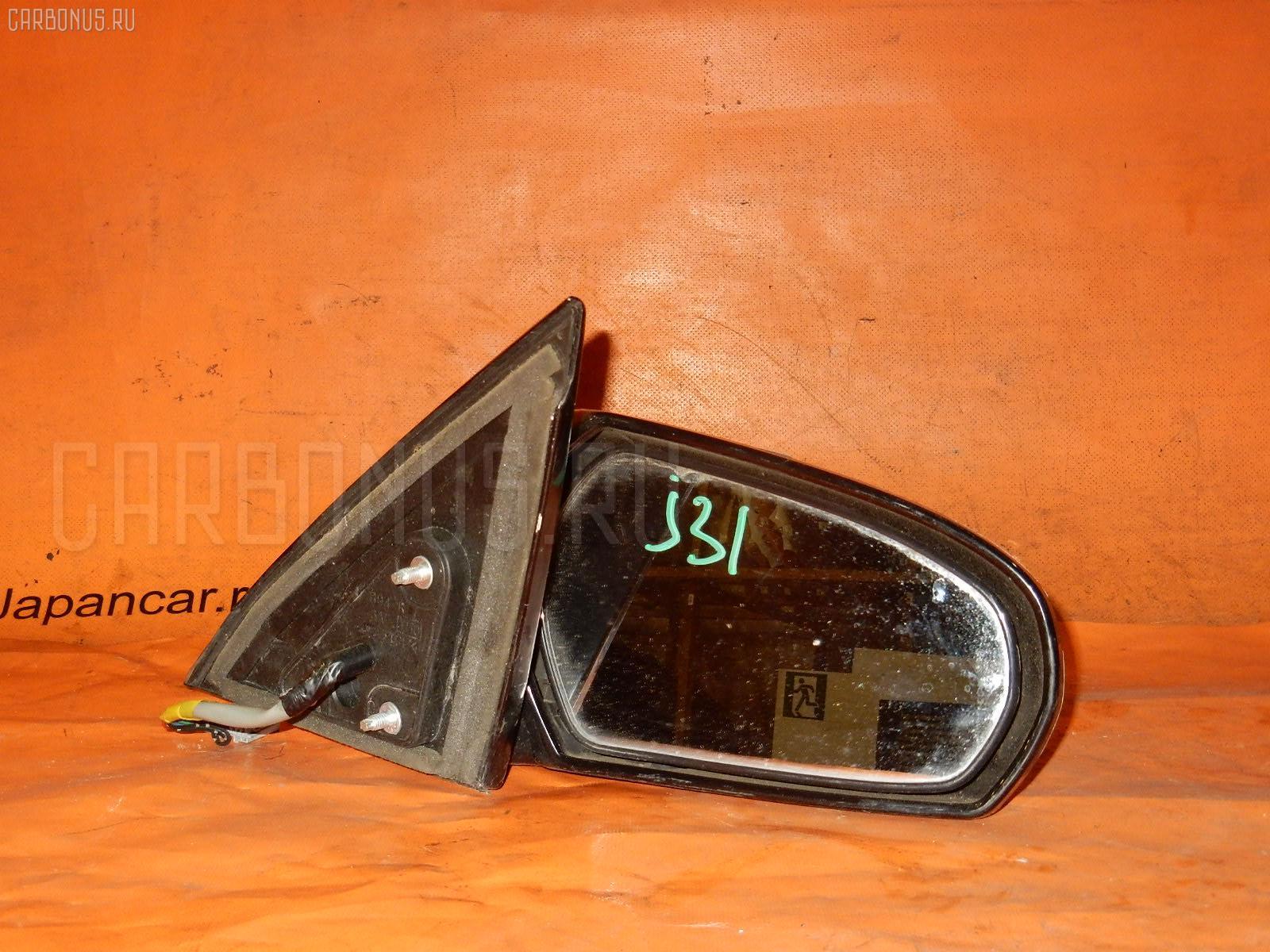 Зеркало двери боковой NISSAN TEANA J31 Фото 2