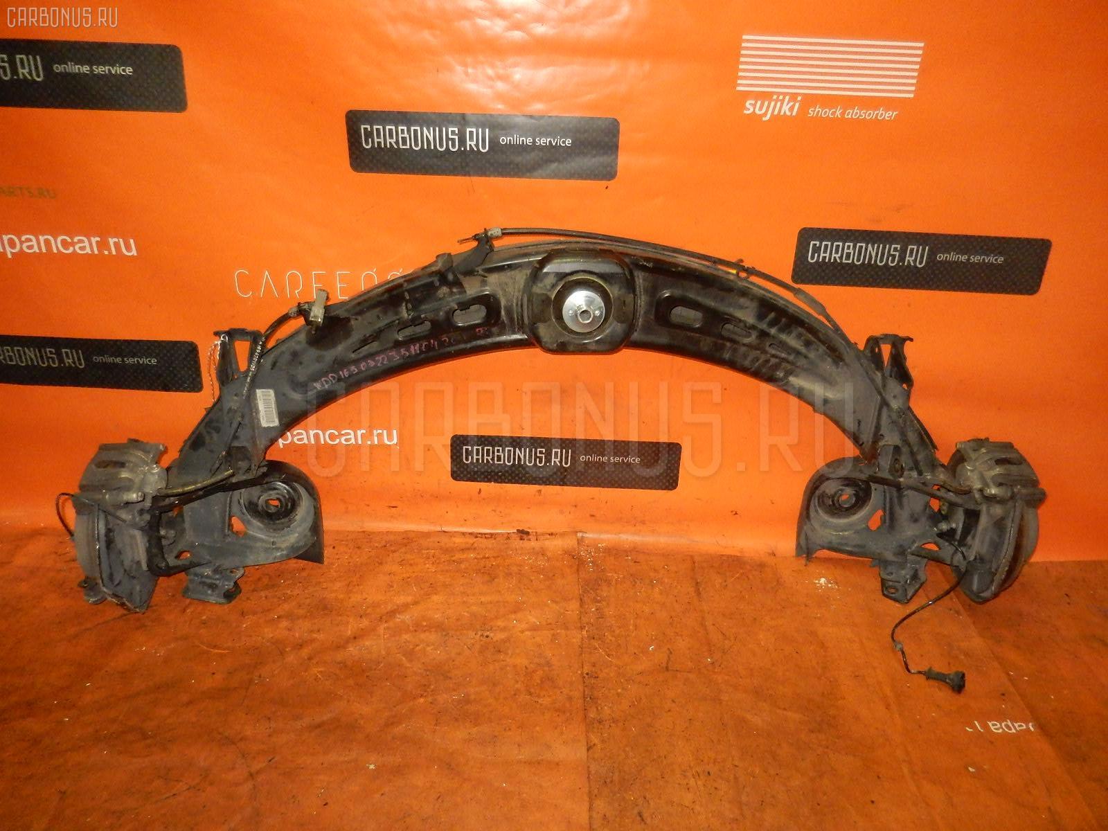 Балка подвески MERCEDES-BENZ A-CLASS W169.032 266.940 Фото 2