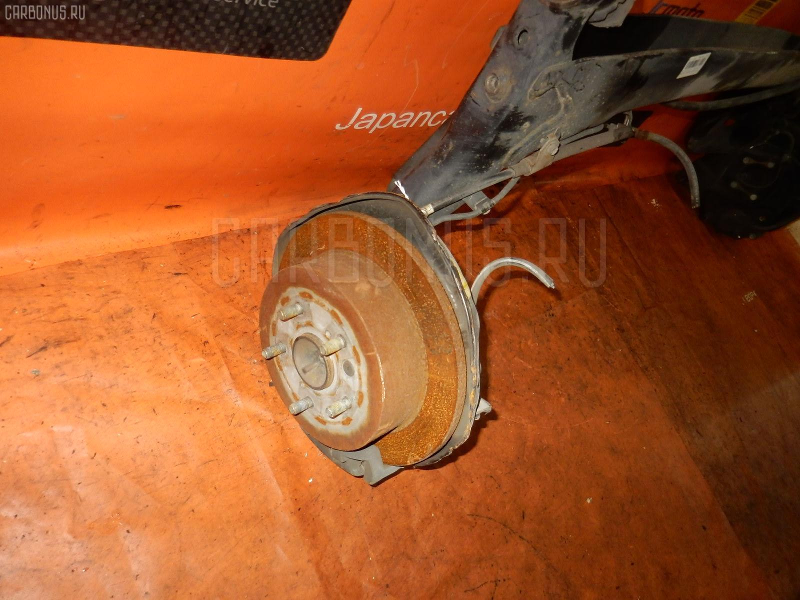 Балка подвески TOYOTA ESTIMA ACR30W 2AZ-FE. Фото 5