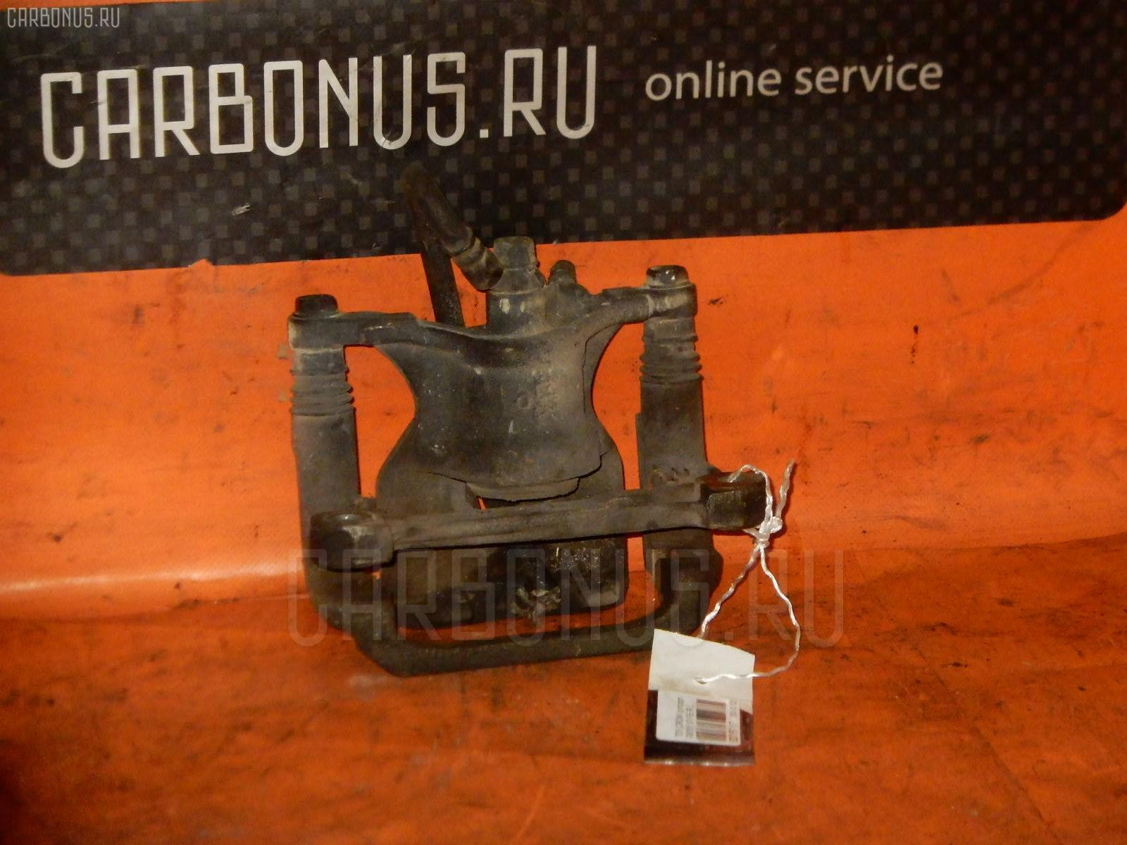 Суппорт TOYOTA CROWN GS151 1G-FE. Фото 2