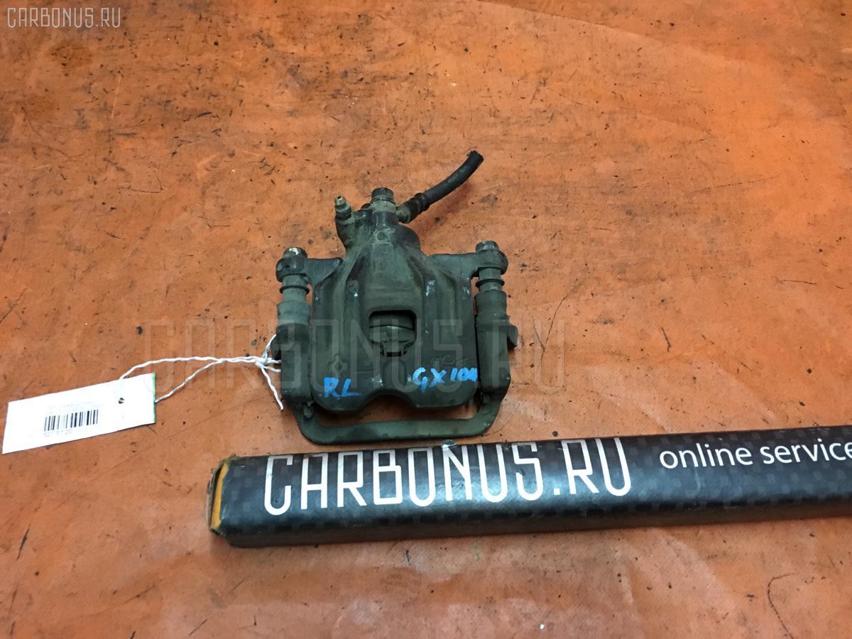 Суппорт TOYOTA GX100 1G-FE. Фото 1
