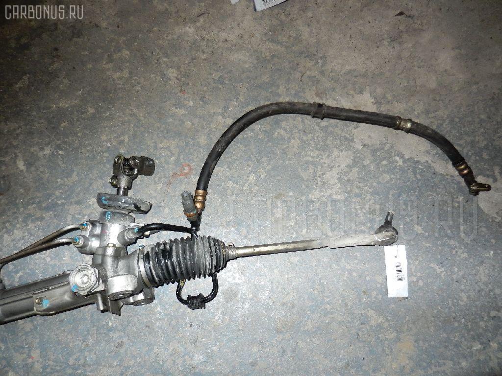 Рулевая рейка HONDA STEPWGN RF5 K20A. Фото 7