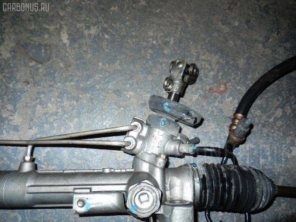 Рулевая рейка HONDA STEPWGN RF5 K20A. Фото 8