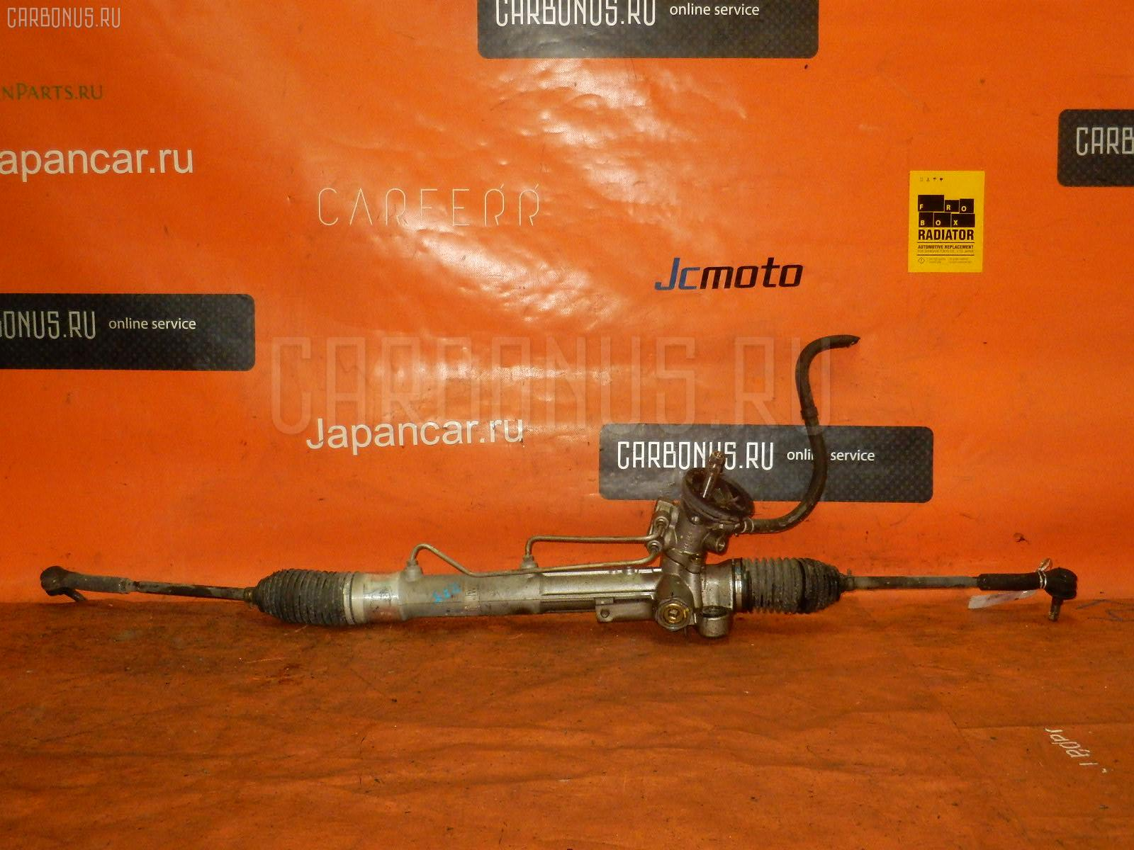 Рулевая рейка HONDA STEPWGN RF5 K20A. Фото 9