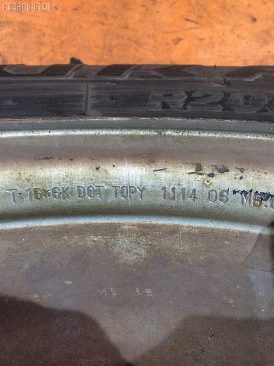 Диск штамповка грузовой R16LT / 6 Фото 1