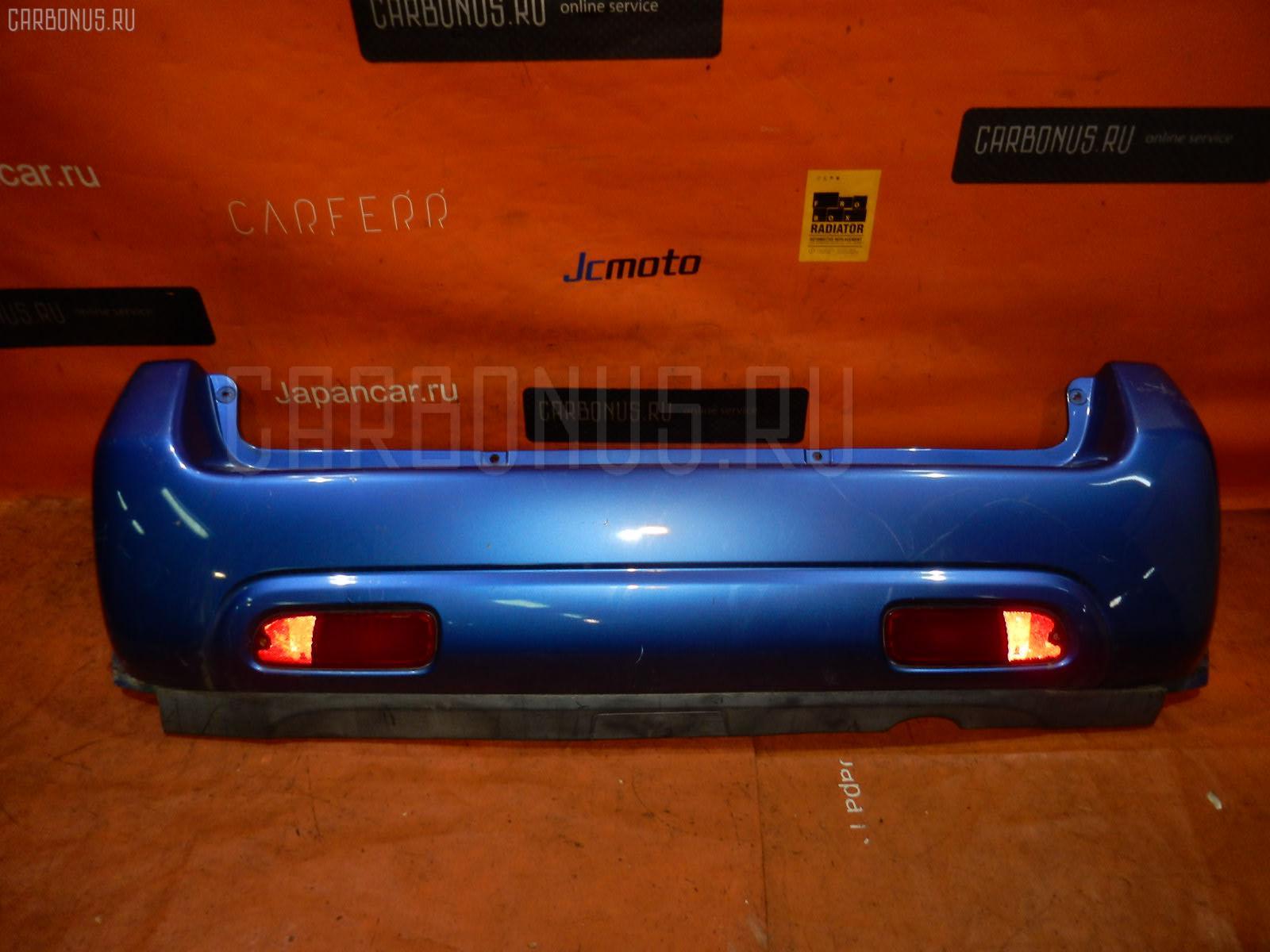 Бампер SUZUKI SWIFT HT51S Фото 1