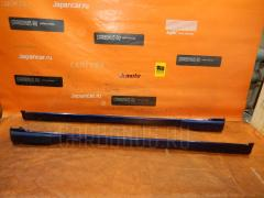 Порог кузова пластиковый ( обвес ) SUBARU LEGACY WAGON BHE Фото 2