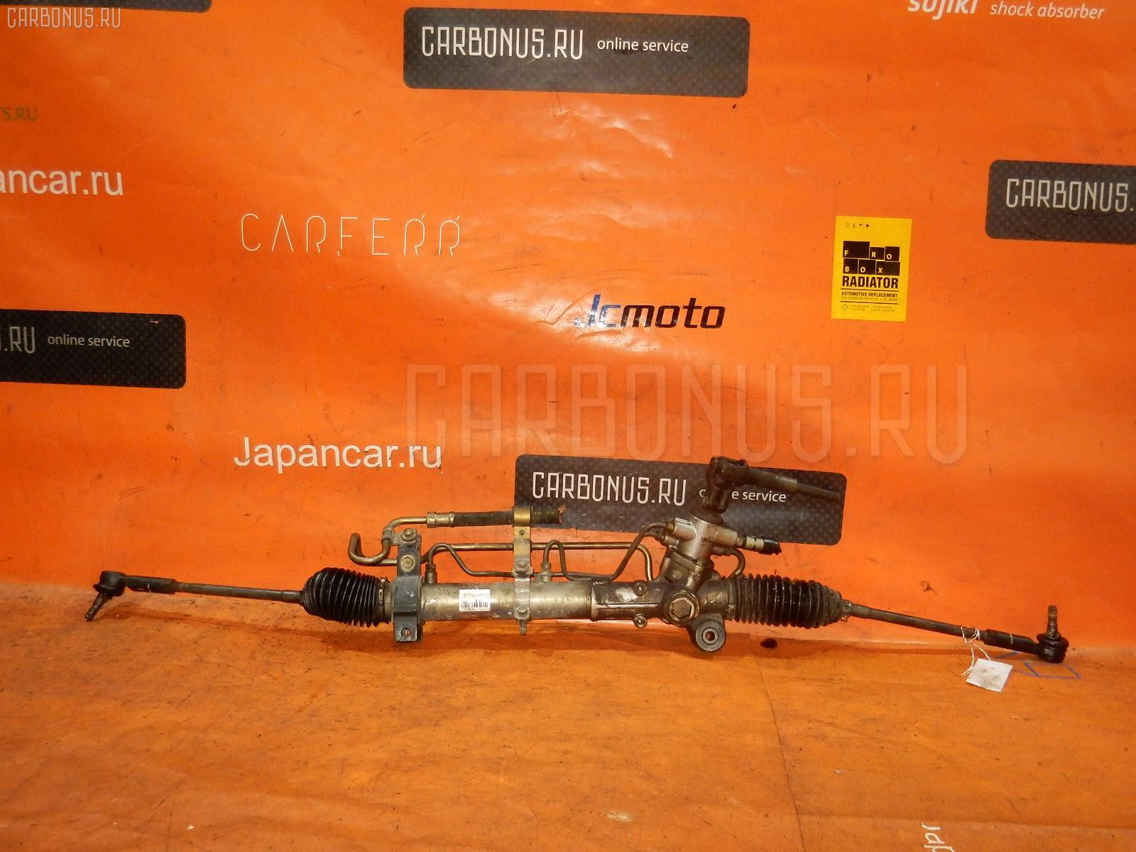 Рулевая рейка TOYOTA CALDINA ST215G 3S-FE. Фото 5