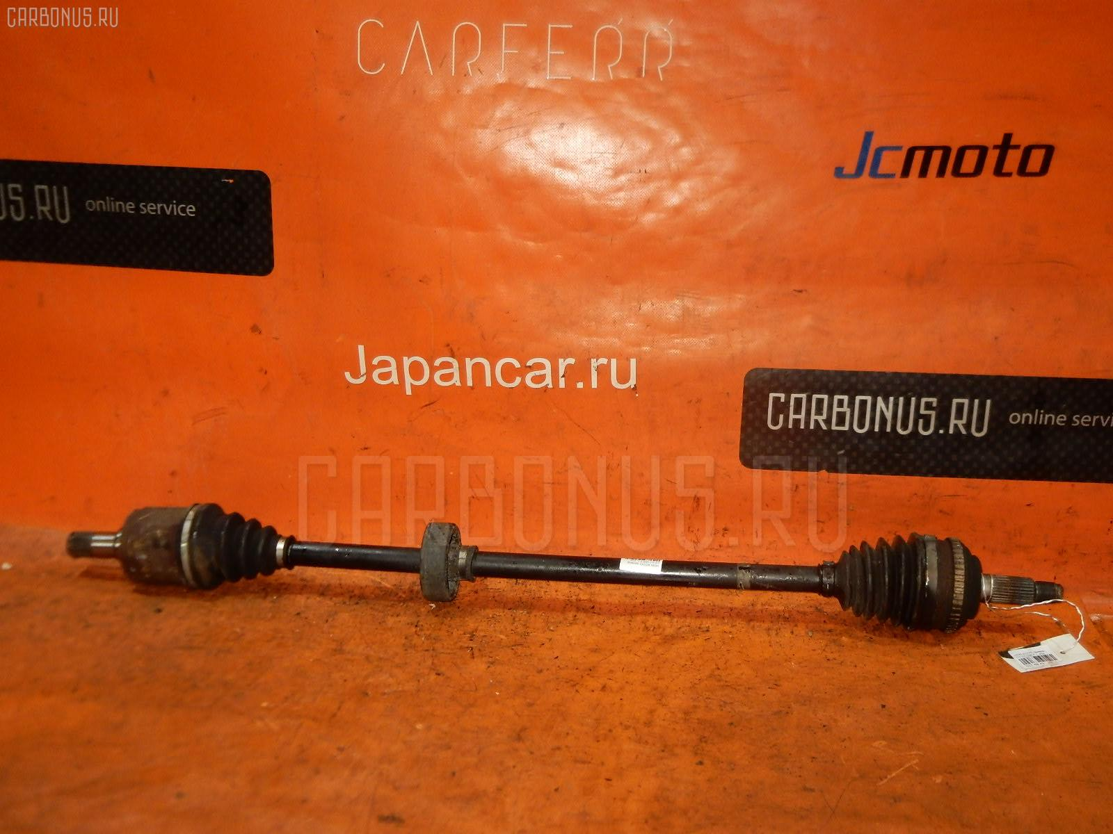 Привод HONDA ACCORD CF3 F18B. Фото 10