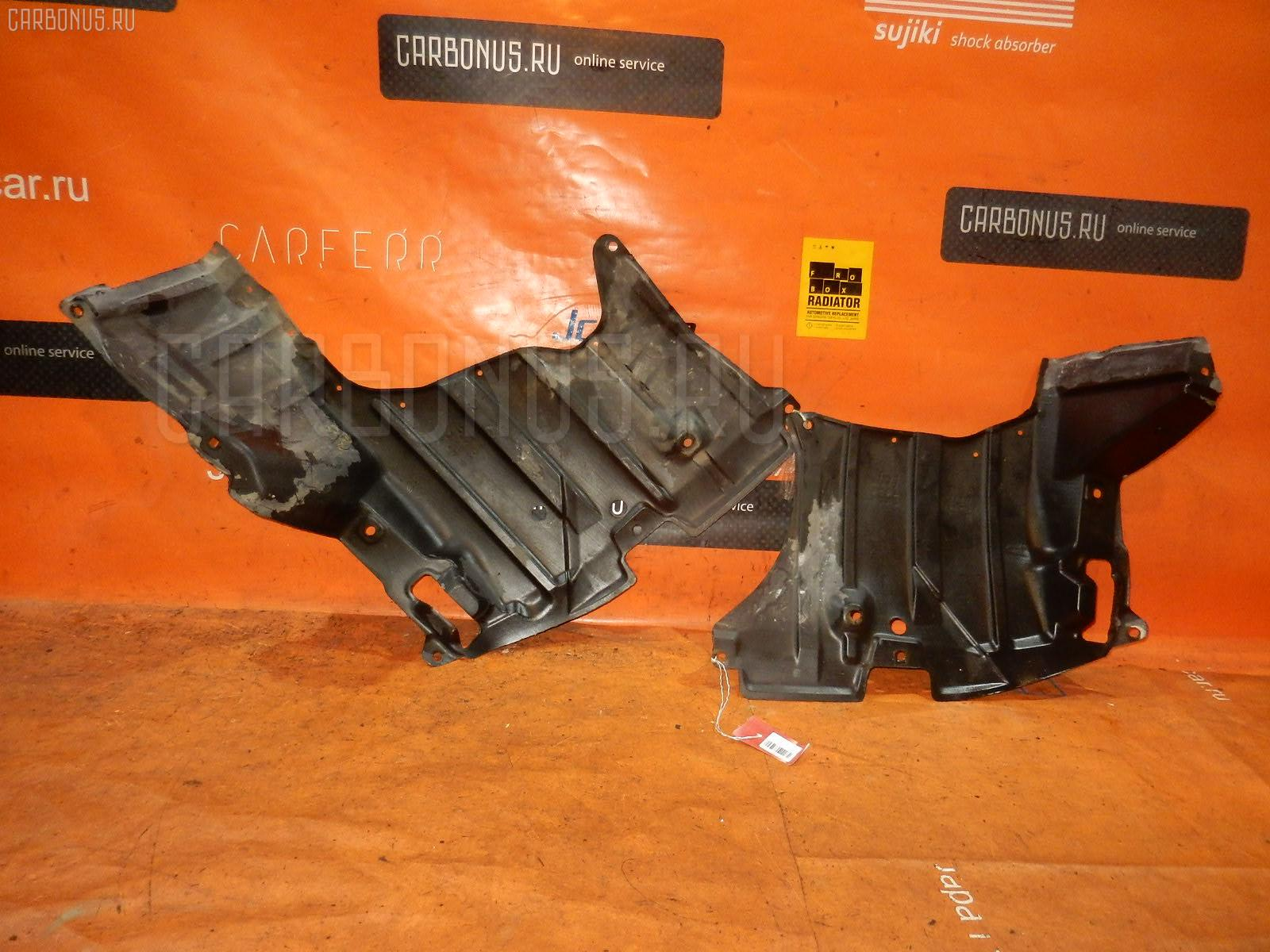 Защита двигателя TOYOTA GAIA SXM10G 3S-FE. Фото 3