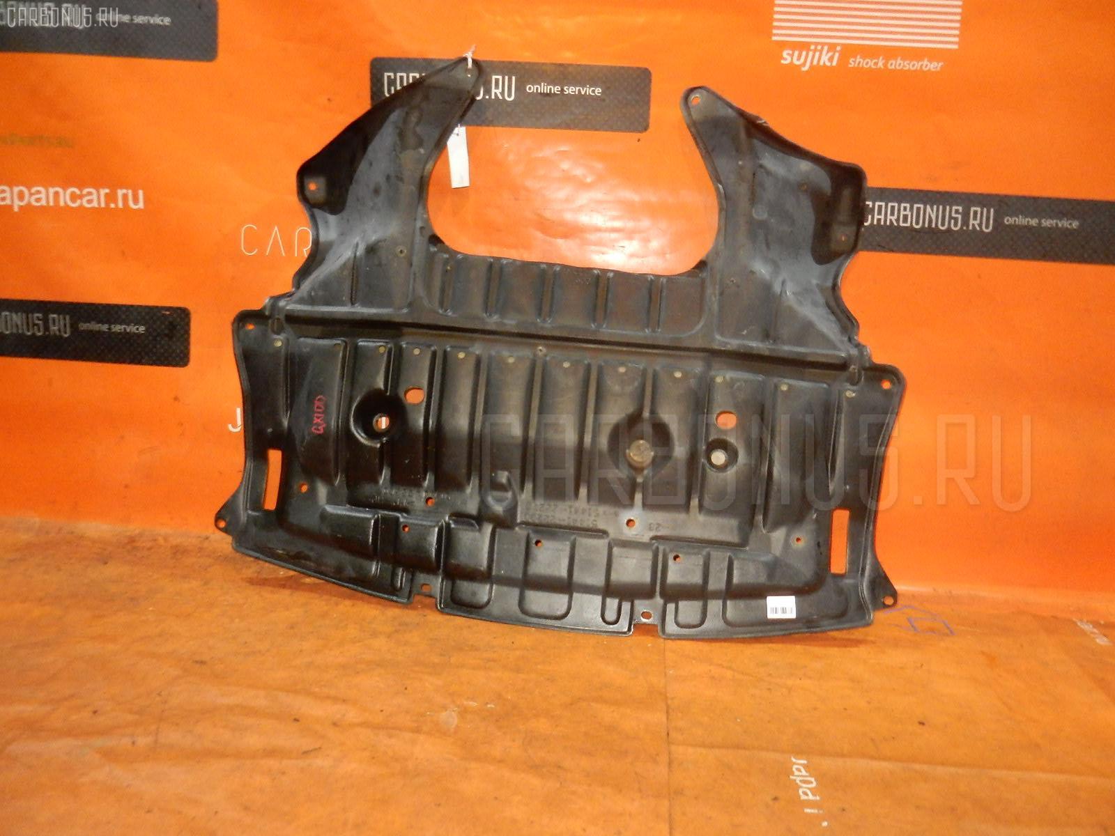 Защита двигателя TOYOTA CHASER GX100 1G-FE Фото 1