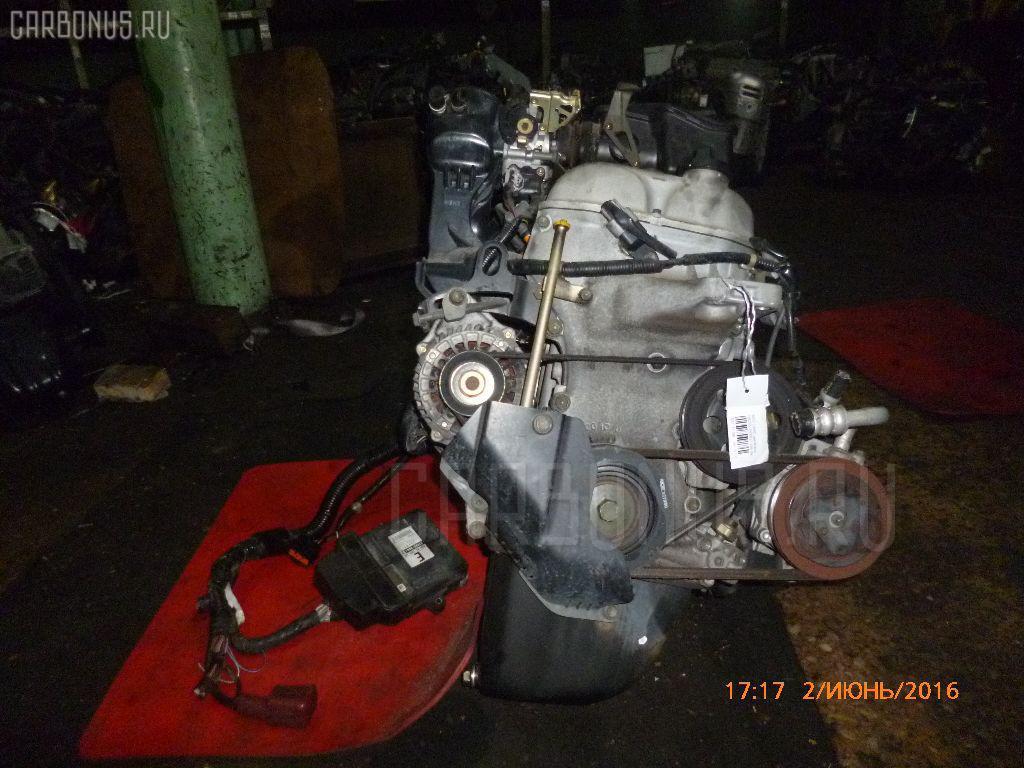 Двигатель MAZDA CAROL HB23S K6A Фото 8