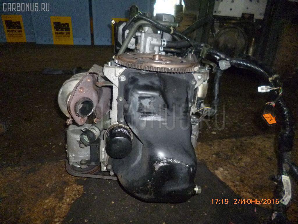 Двигатель MAZDA CAROL HB23S K6A Фото 14