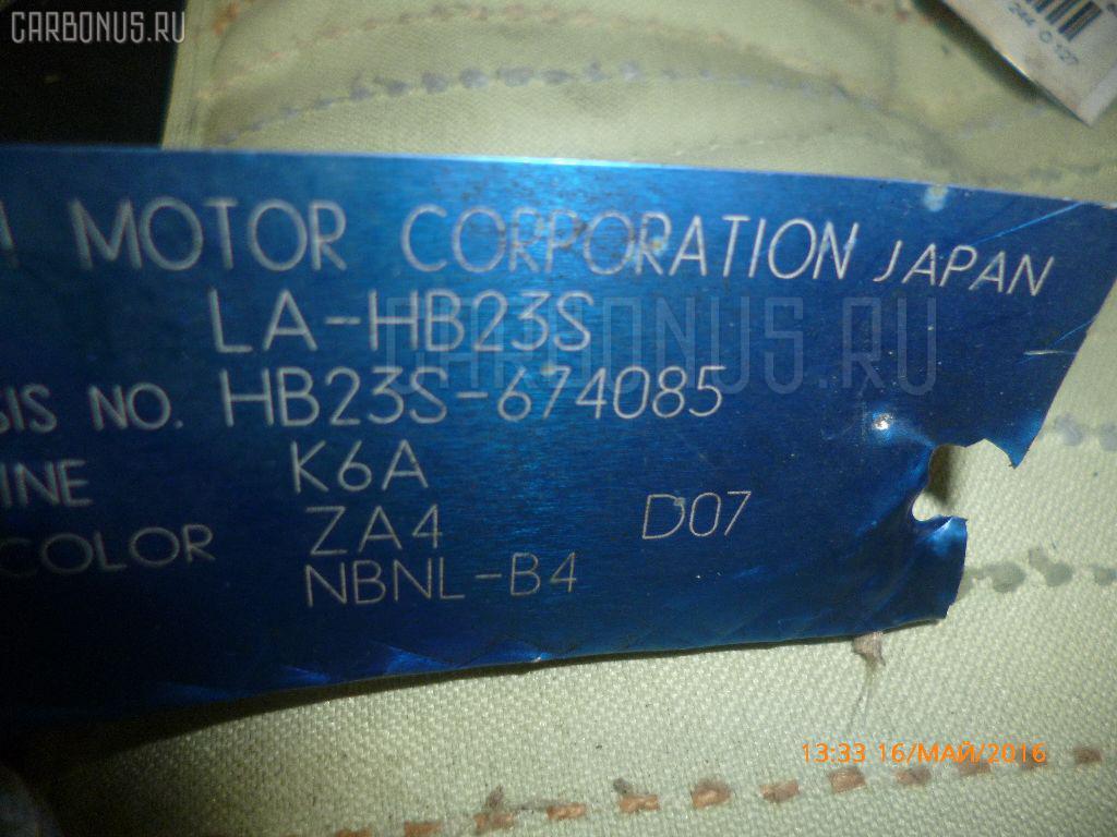 КПП автоматическая MAZDA CAROL HB23S K6A Фото 1