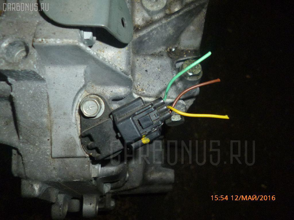 КПП автоматическая NISSAN NOTE E11 HR15DE Фото 9