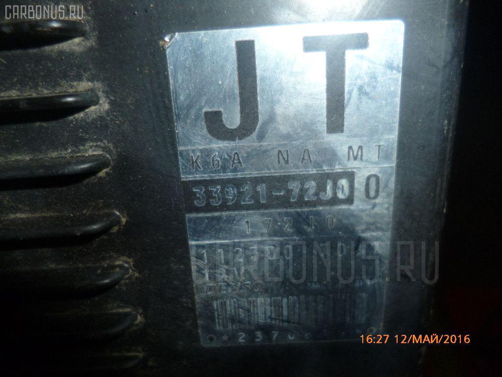 КПП механическая SUZUKI ALTO HA24S K6A Фото 3