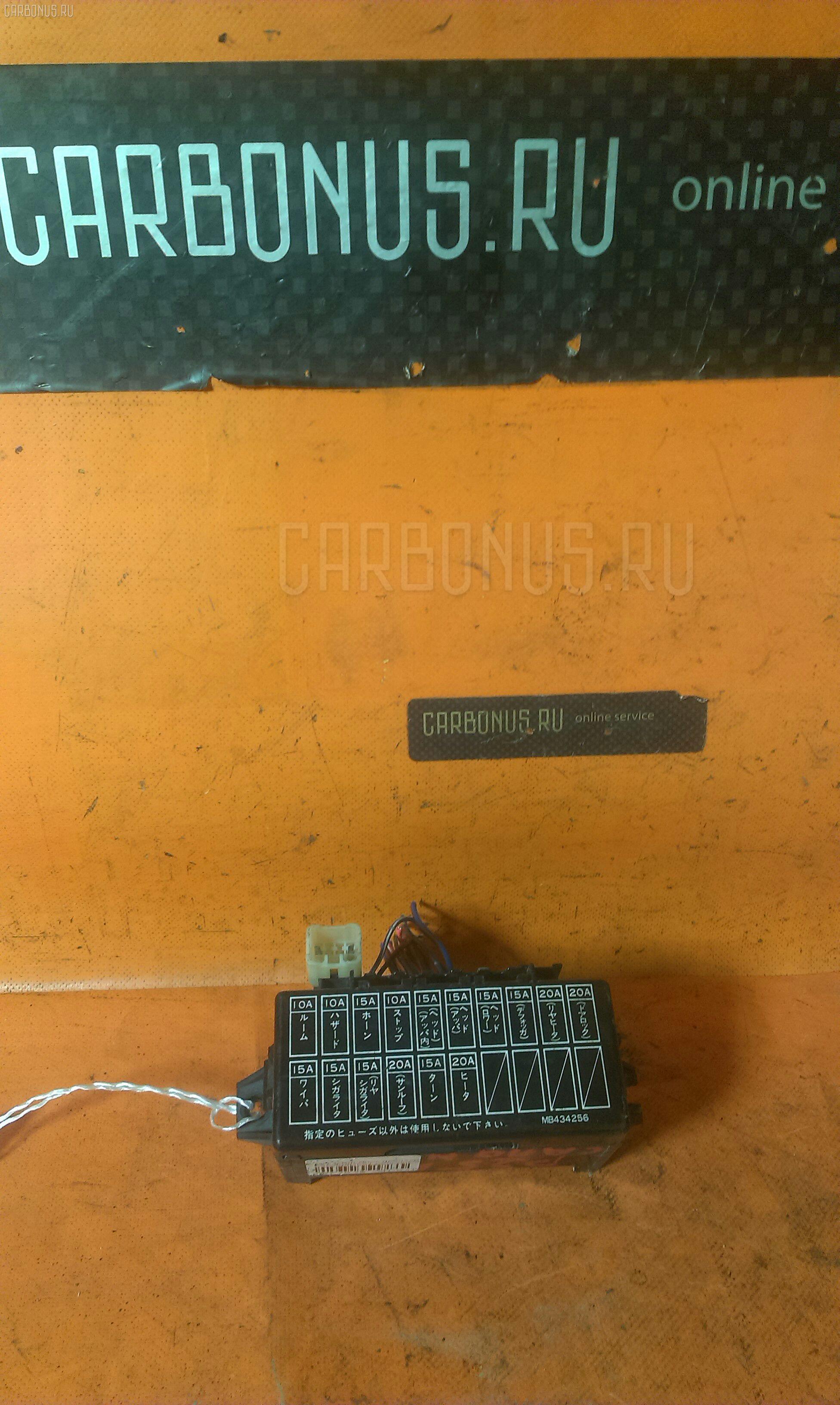 Блок предохранителей MITSUBISHI DELICA STAR WAGON P25W 4D56T Фото 2
