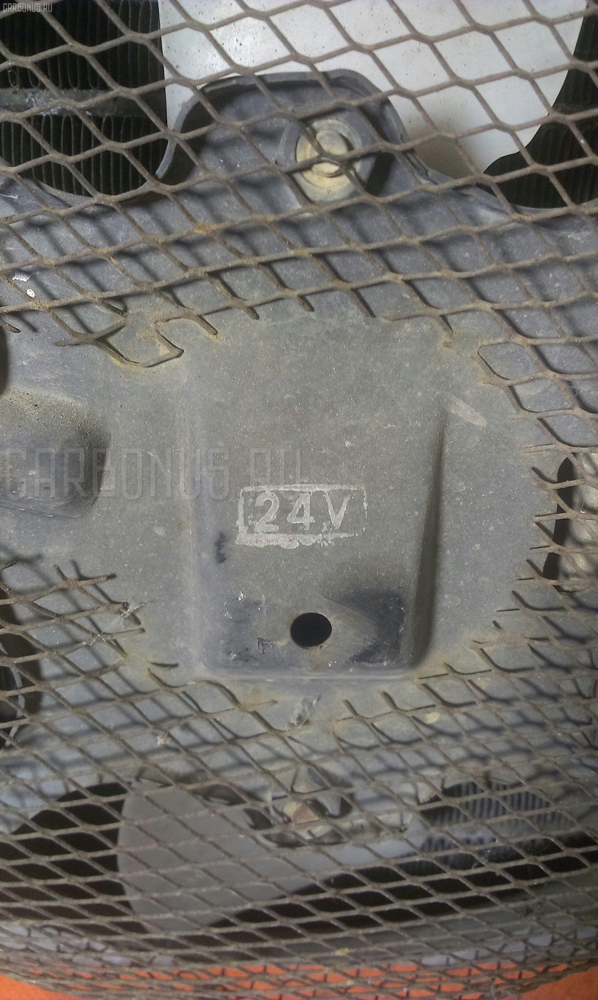 Радиатор кондиционера NISSAN ATLAS AGF22 TD27 Фото 2
