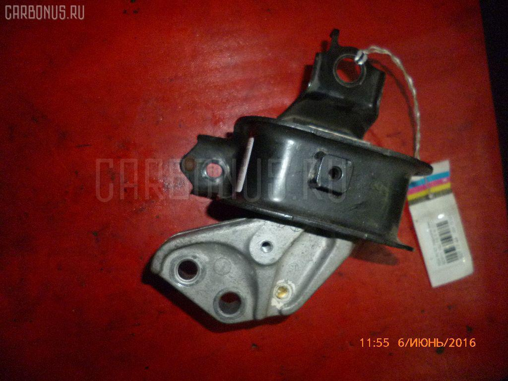 Подушка двигателя TOYOTA PLATZ SCP11 1SZ-FE. Фото 6