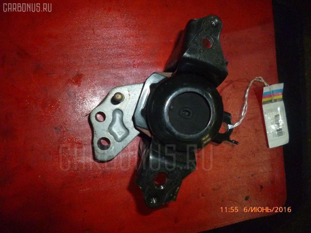 Подушка двигателя TOYOTA PLATZ SCP11 1SZ-FE. Фото 7
