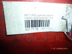 Датчик расхода воздуха Mitsubishi Lancer cedia wagon CS5W 4G93 Фото 6