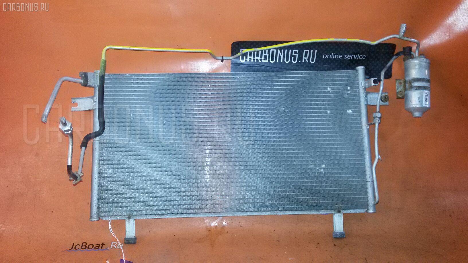 Радиатор кондиционера NISSAN TERRANO LR50 VG33E. Фото 9