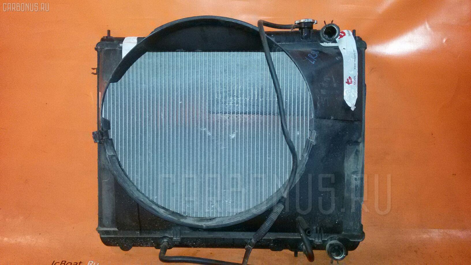 Радиатор ДВС NISSAN TERRANO LR50 VG33E Фото 1