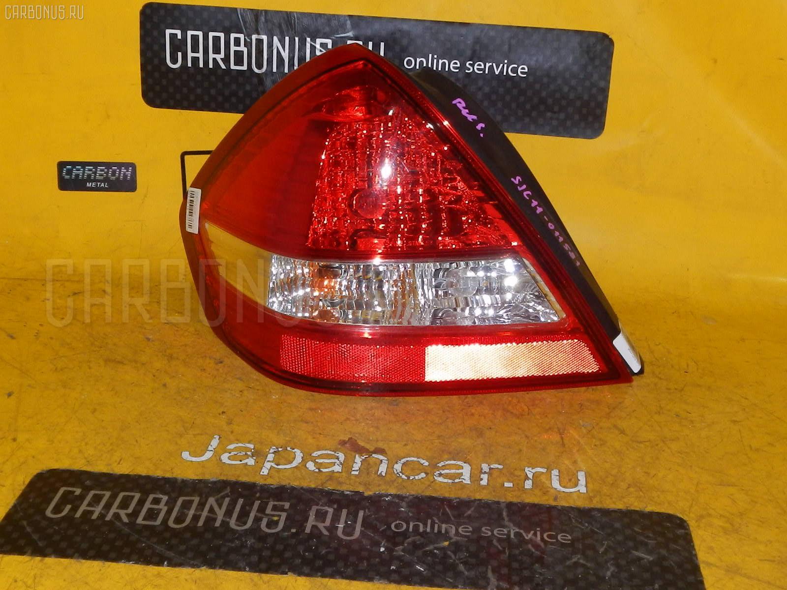 Стоп Nissan Tiida SJC11 Фото 1