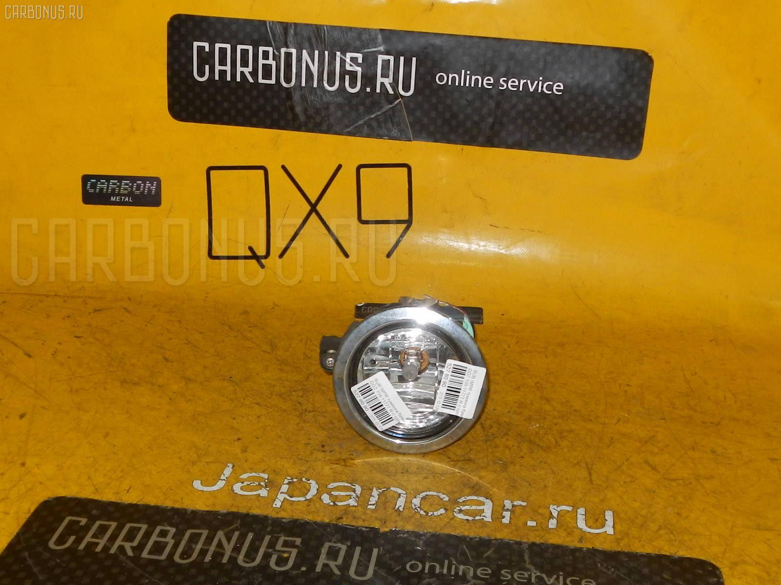 Туманка бамперная SUBARU IMPREZA WAGON GG2. Фото 1
