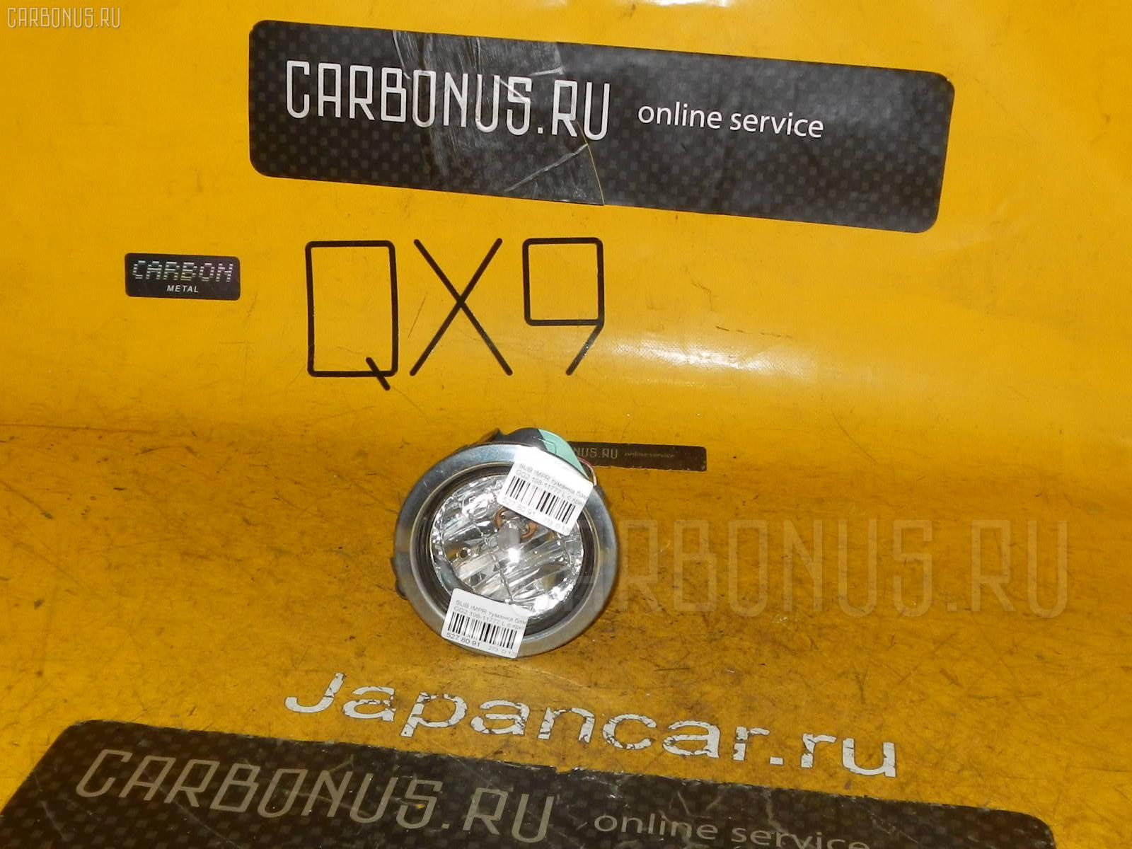 Туманка бамперная SUBARU IMPREZA WAGON GG2. Фото 2