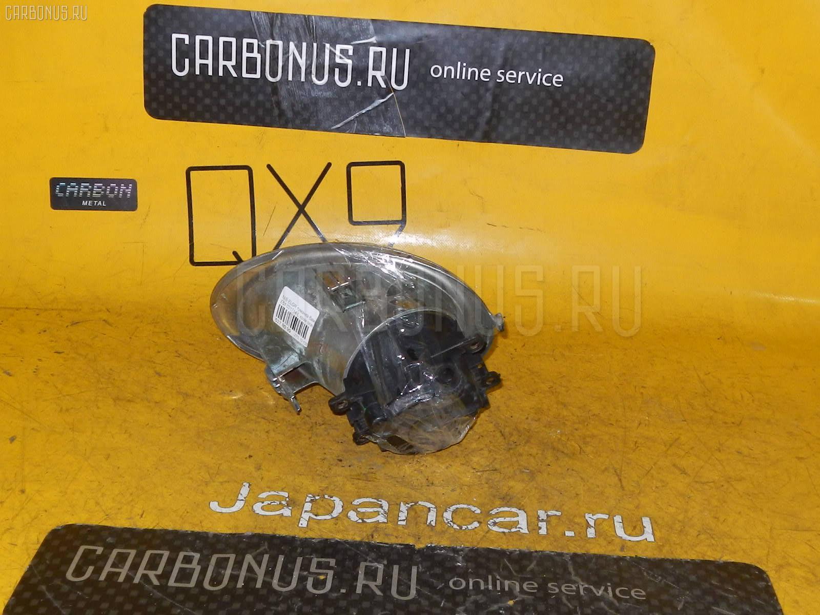 Туманка бамперная Nissan Elgrand E51 Фото 1