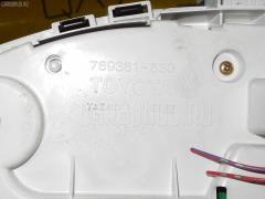Спидометр TOYOTA CALDINA AZT246W 1AZ-FSE Фото 3