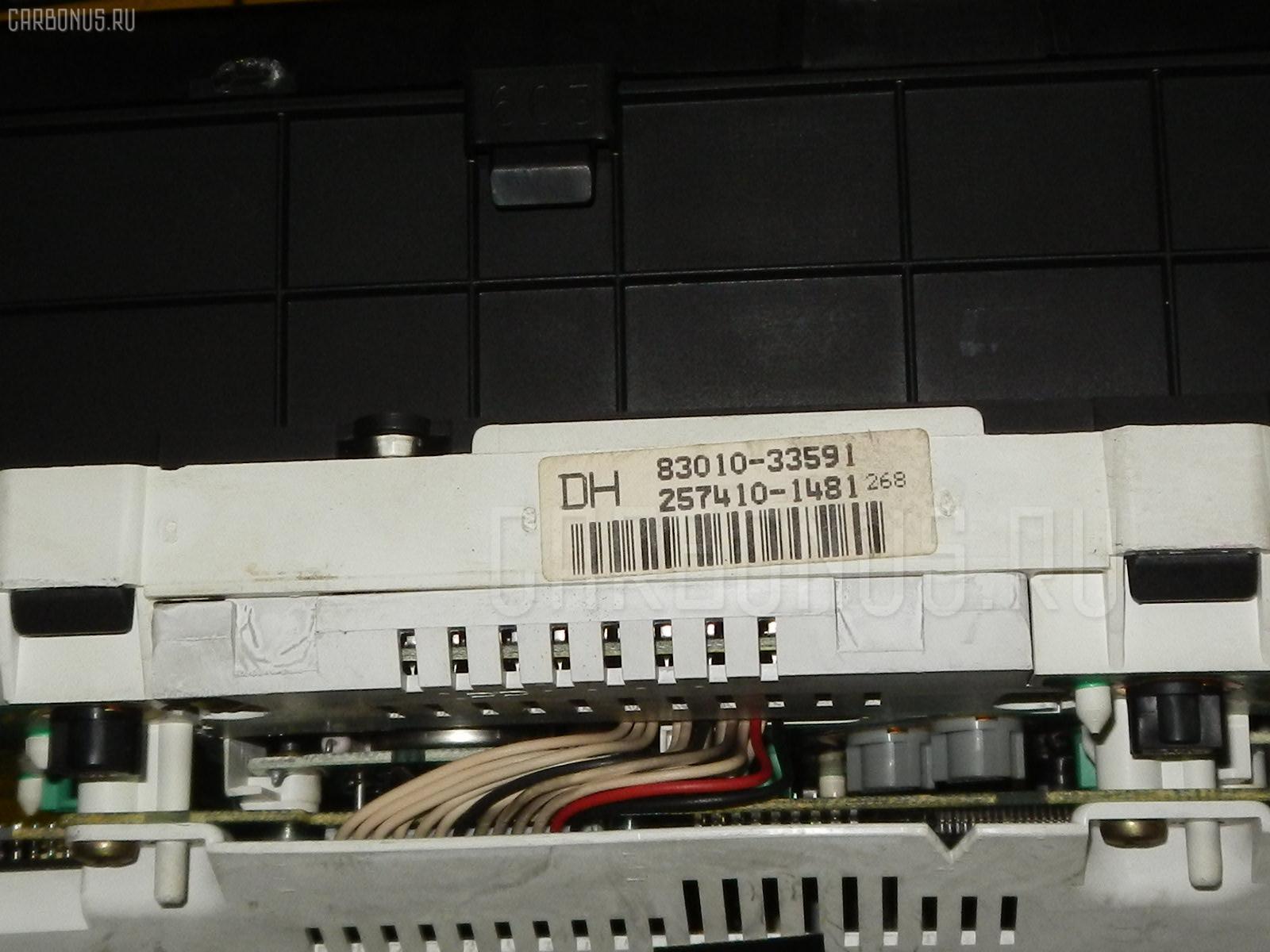Спидометр TOYOTA WINDOM VCV11 4VZ-FE Фото 3
