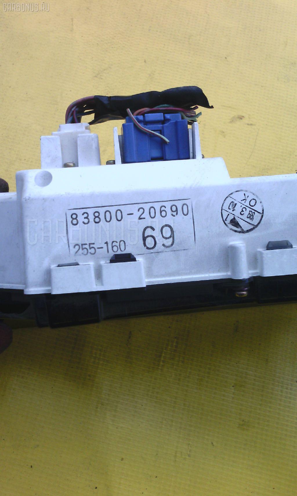 Спидометр TOYOTA CORONA PREMIO ST210 3S-FE. Фото 10